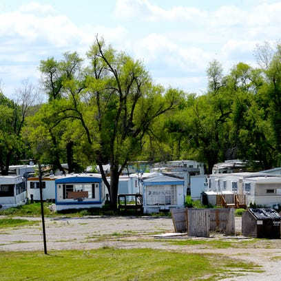 The owner of the former Life O'Riley mobile home park and campground in Lansing wants to re-open the property. The property was condemned by Ingham County officials in 2014.