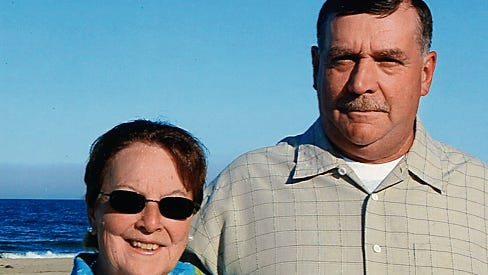 Jeannine Tremblay and Gregory Wolcott Sr.