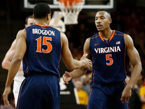 Basketball Brunch: Why Virginia looks Final Four good