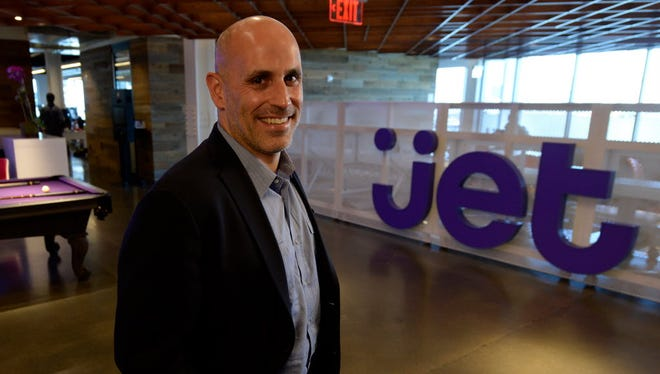 Jet founder Marc Lore sold her previous e-commerce venture, Quidsi, to Amazon for $545 million.