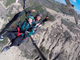 Parahawking is an epic excursion that involves tandem