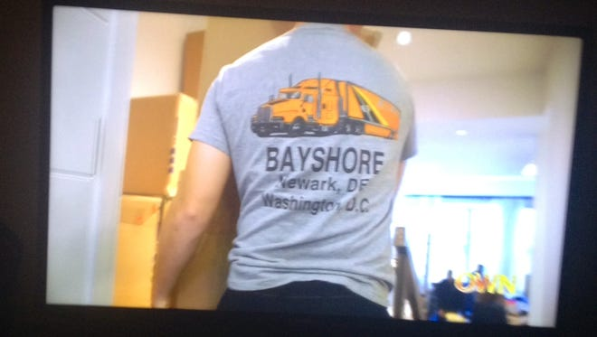 Bayshore Allied Movers on the OWN show about Lindsay Lohan.
