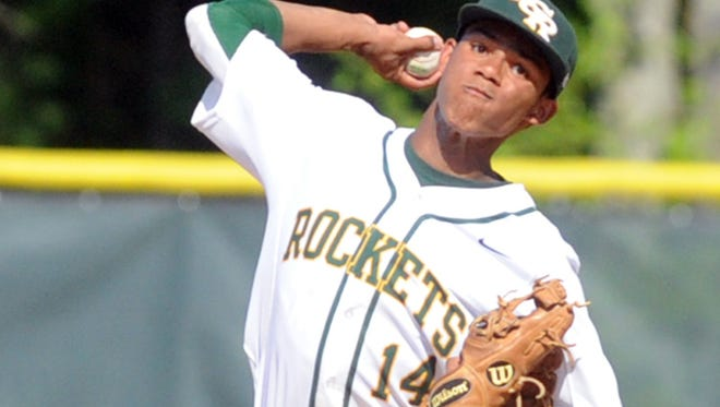 Reynolds senior Cory Watt has committed to play college baseball for Spartanburg Methodist (S.C.).