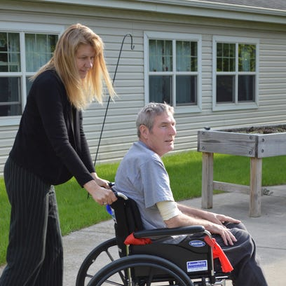 They met later in life, but now ALS has changed their love story