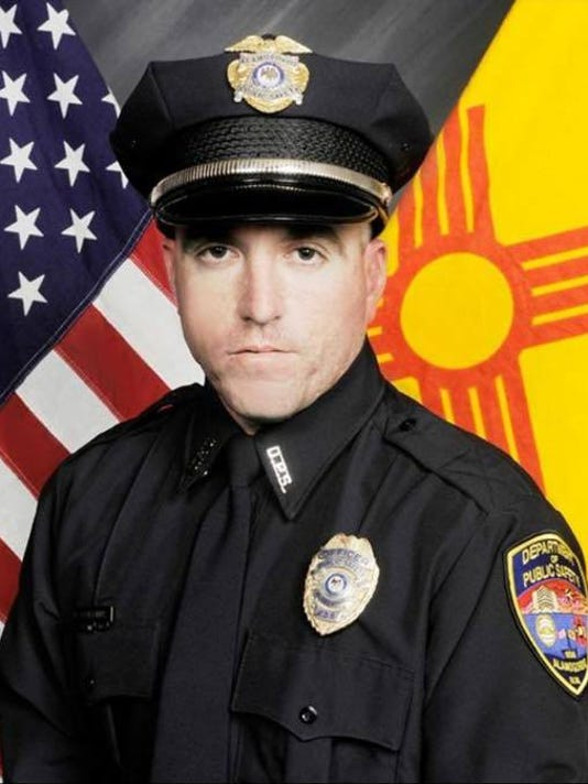 APD officer Clint Corvinus