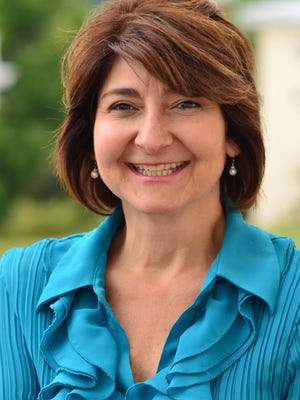 Mary VonNortwick is the nutrition and wellness coordinator at Mary Baldwin University.