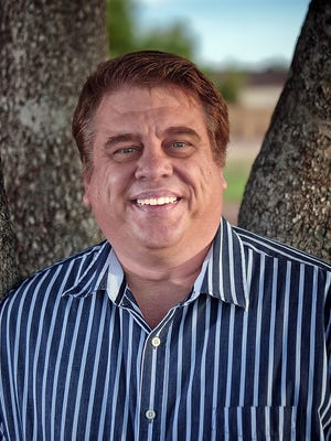 Mesa resident Randy Lindsay is a first-time author.