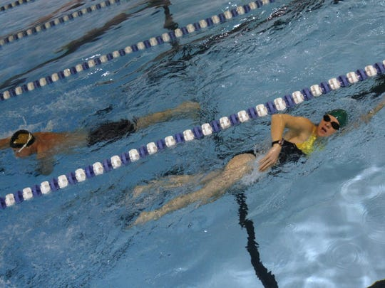 Life Time offers an indoor triathlon March 23. In 60 minutes, run though a 10-minute swim, a 30-minute bike spin and finish with a 20-minute treadmill run.