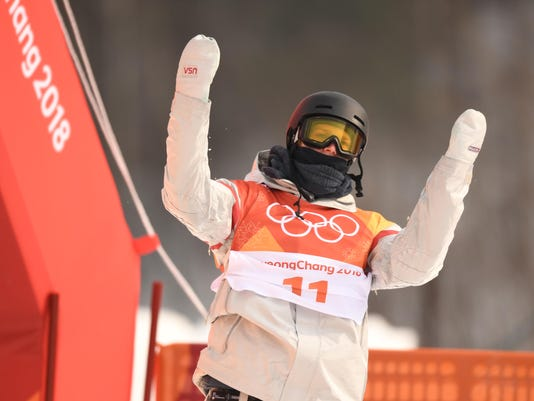 Olympics: Snowboard-Mens Slopestyle Qualification