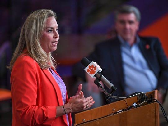 Clemson University announces Amanda Butler as head