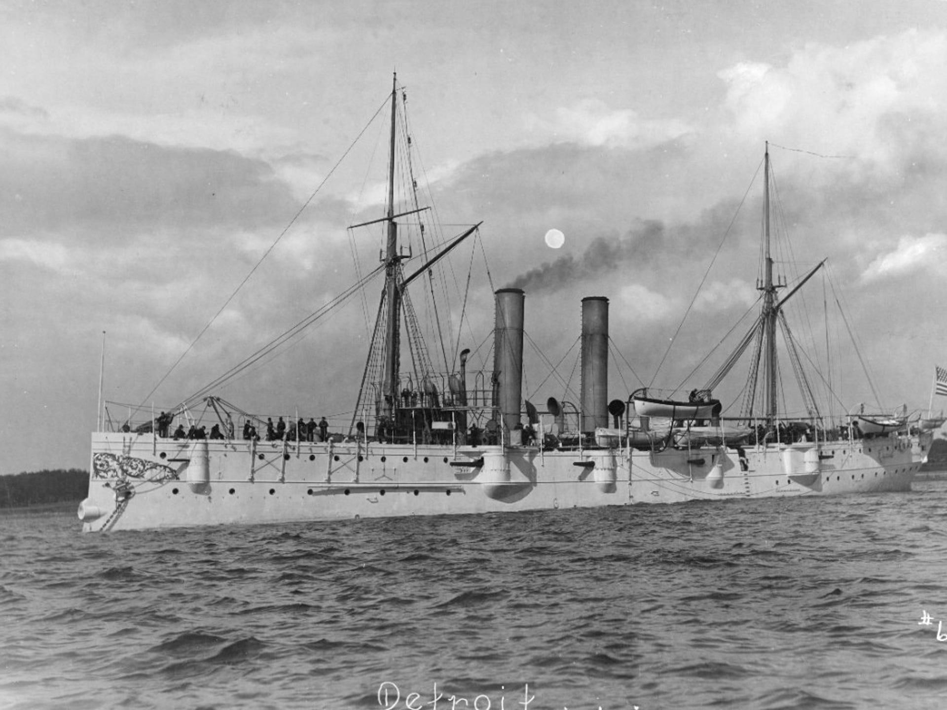 3rd USS Detroit