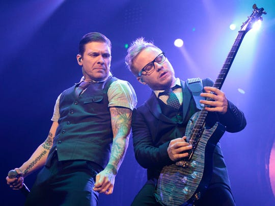 Shinedown will bring their Attention Attention Tour to Comerica Theatre.