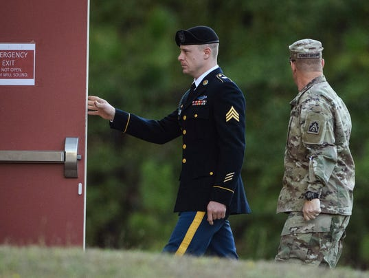 Bowe Bergdahl gets no prison time; gets dishonorable discharge
