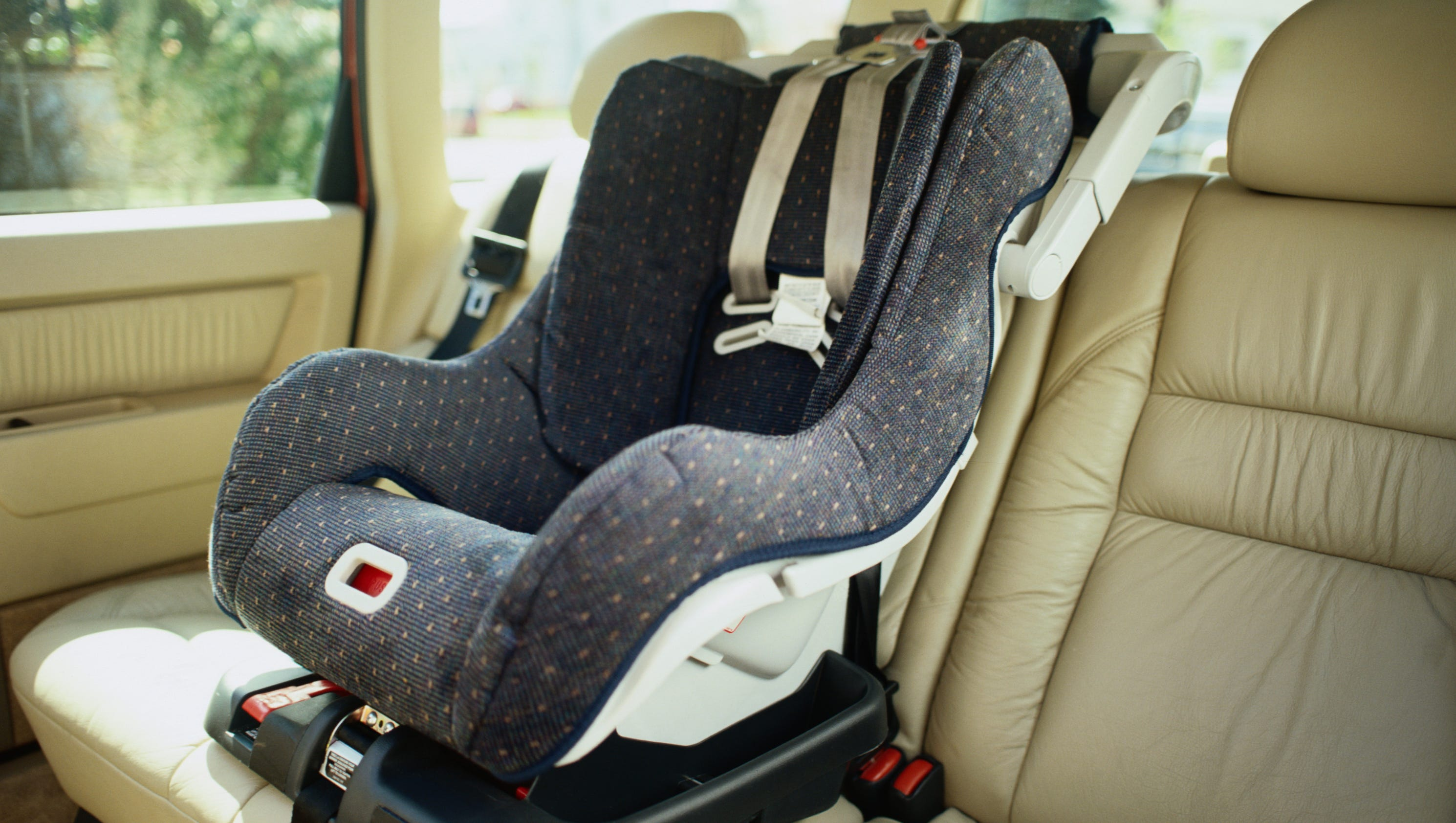 How To Dispose Of Old Car Seats
