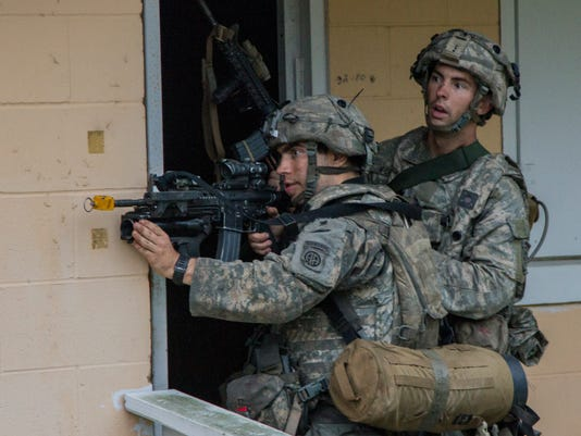 Joint Readiness Training Center Rotation