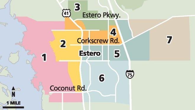 Estero hold its Village Council meeting at Estero High School
