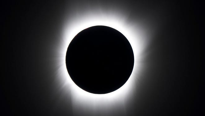 Much of East Tennessee is in the path of totality during the Aug. 21 eclipse.