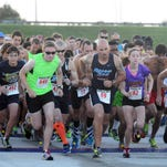 The I Run for Pizza Kickoff 5K returns to The Avenue Viera after being held at Viera High last year.