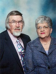 Mr. and Mrs. Jerry King