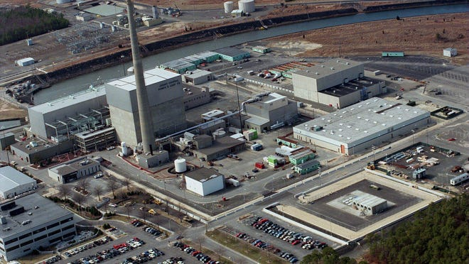 As a Lacey Township Committee member, Gary Quinn, also a Pinelands commissioner, has helped lead the township's efforts to convert Oyster Creek to a natural gas-fired plant after it closes. Lacey officials have met with NJNG's senior representatives several times about the plan. The Oyster Creek nuclear power plant in Lacey is scheduled to go offline in 2019.