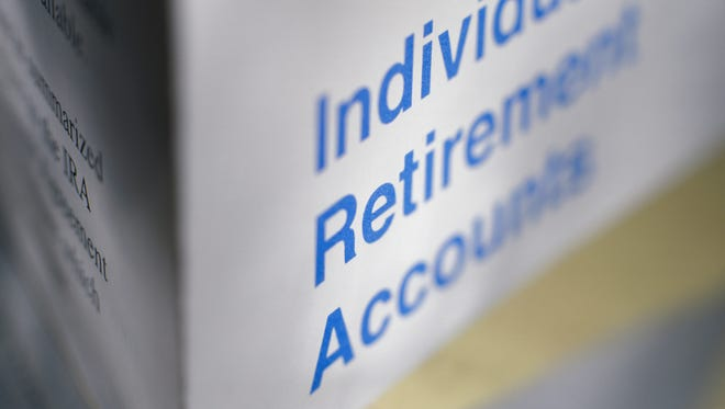 Brochure on Individual Retirement Accounts