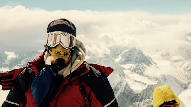 """Man has only been climbing mountains for sport for about 300 years, viewers learn in the documentary """"Mountain."""""""