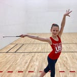 Poughquag prodigy readies for world baton twirling championships