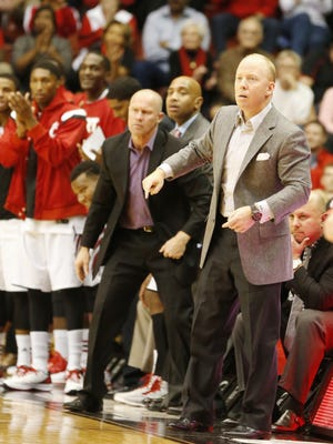 University of Cincinnati head coach Mick Cronin says the casual fan doesn't tune into college basketball until after the Super Bowl.