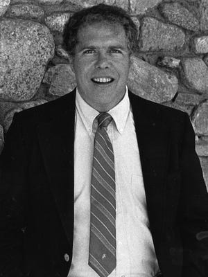 "The Rev. Howard ""Howdy"" White, pictured here in 1982, is under investigation for sexual misconduct at prep schools in New Hampshire and Rhode Island. White is also under investigation for alleged abuse during his time at Grace Episcopal Church in the Mountains in Waynesville, where he was rector from 1984-2006."