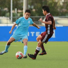 Guam U15 football team travels to China for EAFF tournament