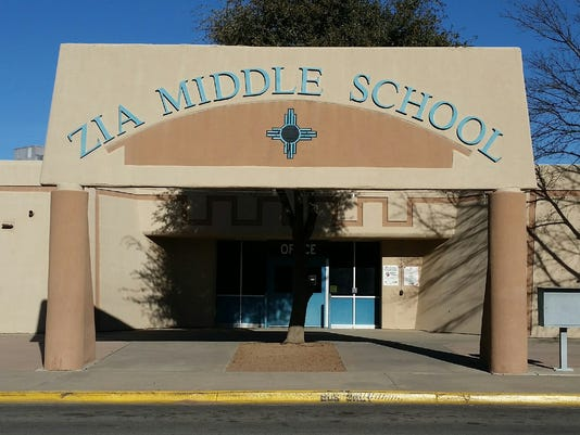Zia Middle School