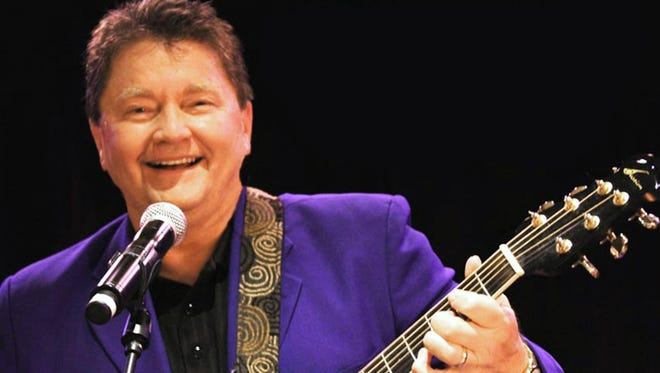 "Veteran entertainer and longtime Door County resident Dan Riley takes the stage for ""Home for Good — A Musical Journey"" on Feb. 17 at Southern Door Community Auditorium."