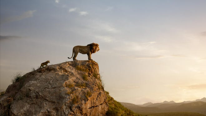 "New LED video wall technology used in making last year's ""The Lion King"" could be used more in place of shooting on location as Hollywood production ramps back up during the pandemic."