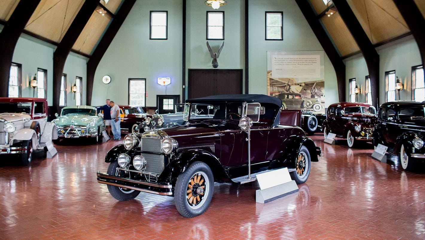Detroit Free Press Auto >> Rare cars, auto artifacts make the Gilmore Museum a great ...