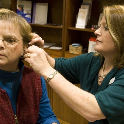 Democrats had asked that license fees for audiologists