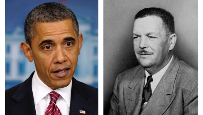 """President Obama praised civil rights martyr Vernon Dahmer Sr., who died defending his family from the KKK, as a """"hero"""" in the struggle """"so that our country could be free."""""""