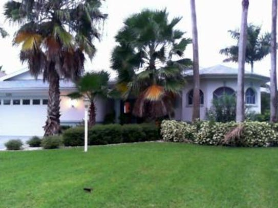 This home at 5261 Nautilus Drive, Cape Coral, recently