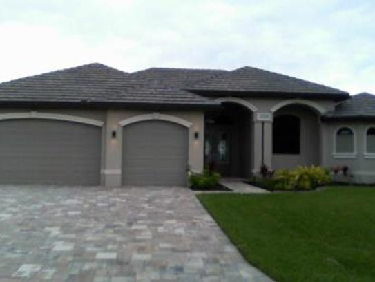 This home at 2103 SW 28th Terrace, Cape Coral, recently
