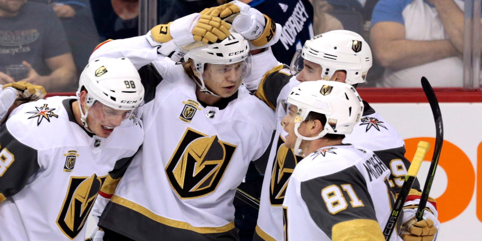 Expansion Vegas Golden Knights scoring like no one expected 07e6d5bd3