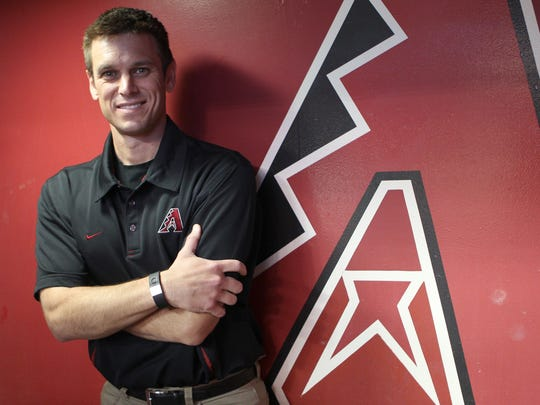 Jerry Dipoto is credited with trading for left-handed pitcher Patrick Corbin.