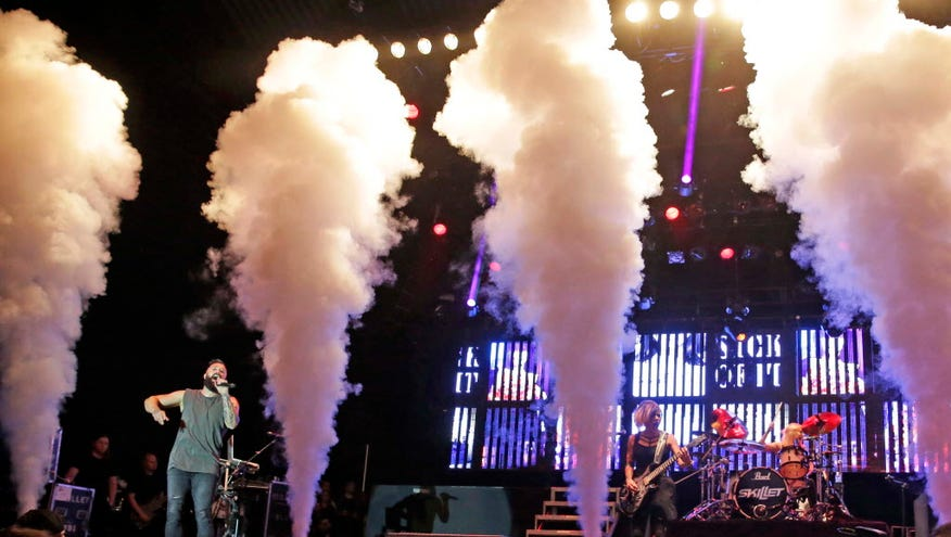 How a Christian band named Skillet became wildly successful