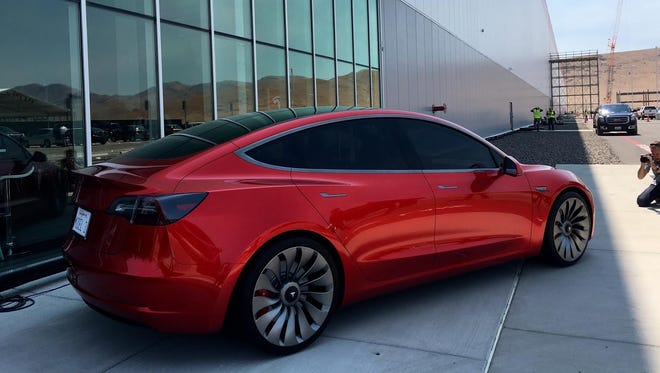 Tesla's forthcoming Model 3 sedan, priced at $35,000 and up, is seen as critical to CEO Elon Musk's vision of Tesla as a mass-market electric automaker capable of changing global car-buying habits.