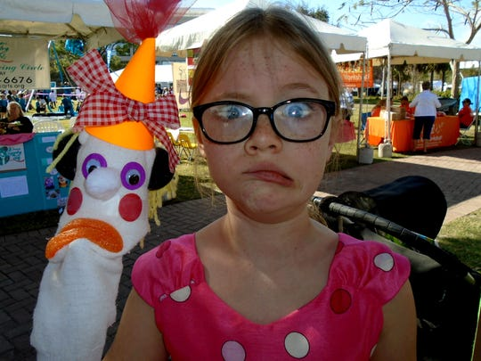 Funny faces from 2016 ArtsFest