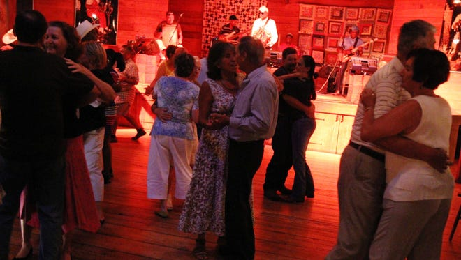 Zydeco Ray and the Creole Night Riders will be performing at Vermilionville on Mother's Day.