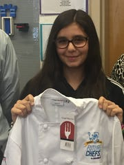 Ella Bruno Sileo of Rossi Intermediate School learned
