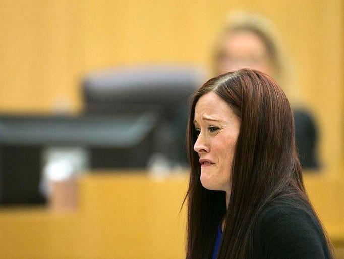 Agonizing emotion at the Jodi Arias sentencing retrial as Travis ...