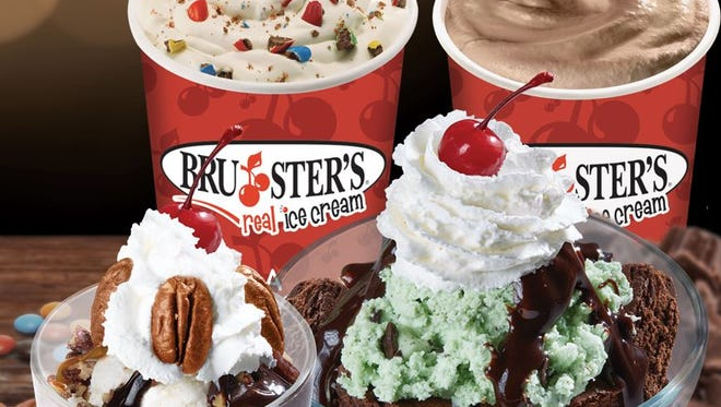 A Bruster's Real Ice Cream shop is to open at 571 S. Highland, on the Highland Strip, by late 2017.