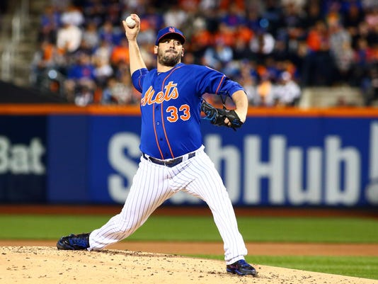 MLB: NLDS-Los Angeles Dodgers at New York Mets