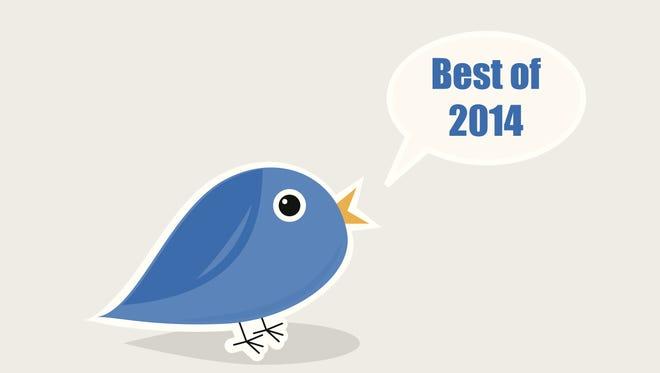 Top 10 Arizona tweets of 2014.