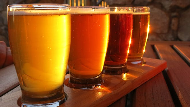The seventh annual Wilmington Beer Week features brews from 60 craft breweries at 13 restaurants across the city.